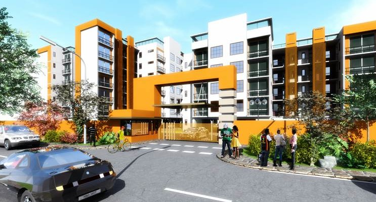 HOUSE PRICE UP AS APARTMENT SALES ACCOUNT FOR 60pc