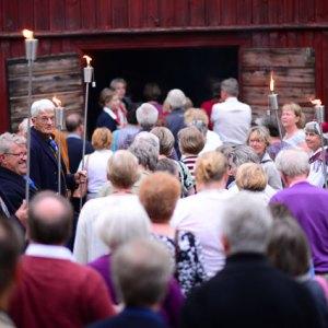 Västanfjärdin vanha kirkko