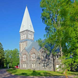 Västanfjärdin uusi kirkko