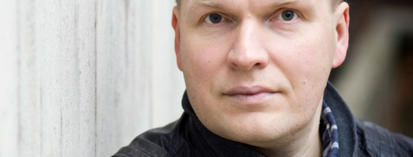 Kompositören Jyrki Linjama