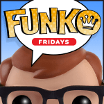 Funko Fridays Blogging Prompt