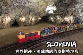 斯洛維尼亞-歐洲最大鐘乳石洞、壯闊喀斯特地形,魔戒發想場景Postojnska jama!