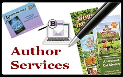 Freelance author services