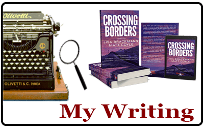 Learn about my writing