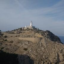 Uitzicht op Cap de Fermentor