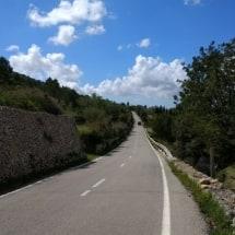 De klim naar Randa