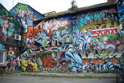 i love graffiti.