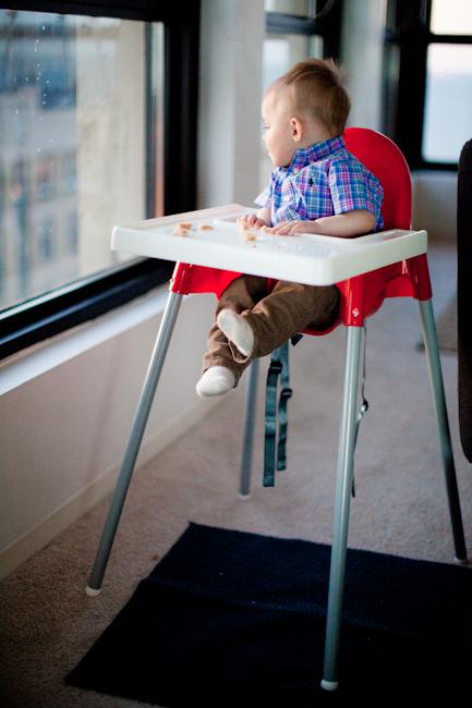 ikea high chair hanging ezibuy antilop + tray padding   fun to be mama