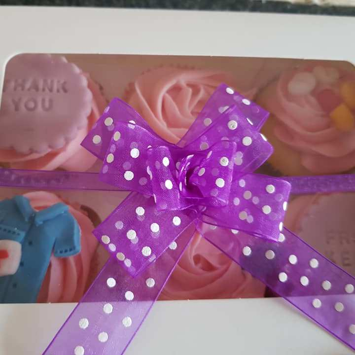 Gift Boxes Cupcakes