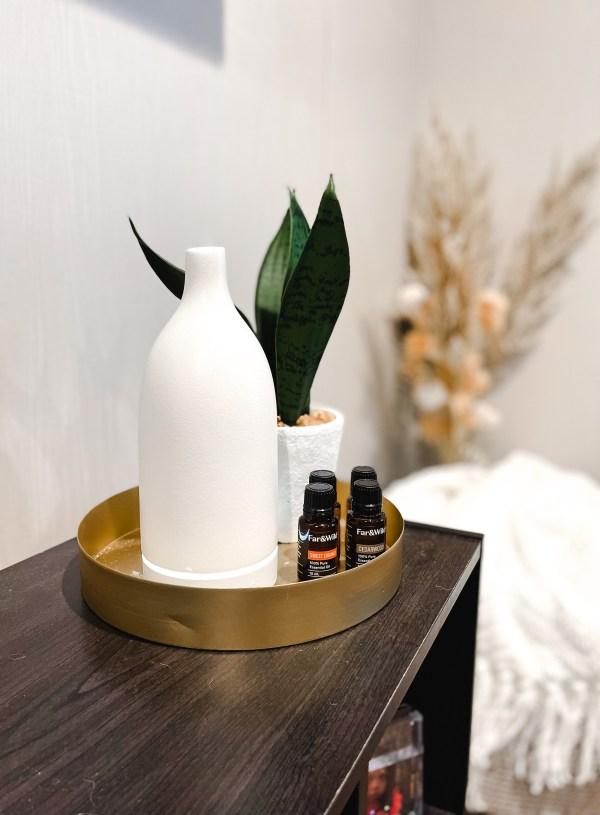 Top 5 Favorite Essential Oil Blends