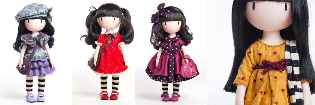 Muñecas Gorjuss Vinilo – Kimondo.es