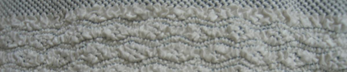絞り 帯揚げ水色