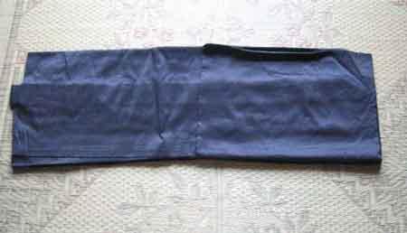 羽織のたたみ方 その6