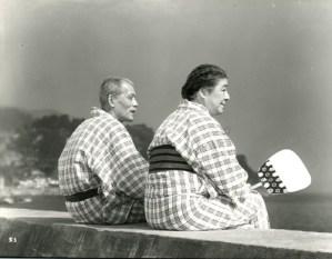 小津安二郎の着物