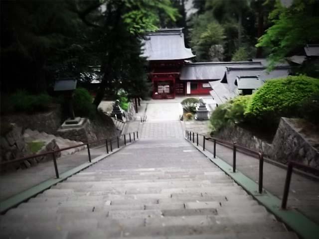 群馬の貫前神社