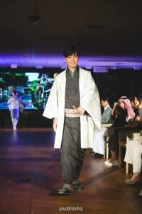 ファッションショー    東京アラビアンナイト