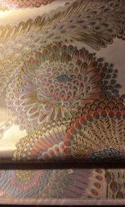 西陣の名門 泰生の礼装袋帯の画像