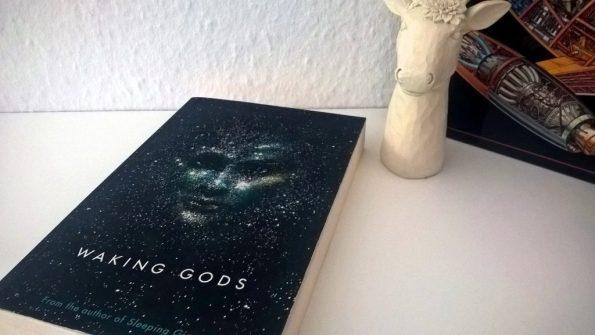 """Sylvain Neuvel """"Waking Gods"""""""