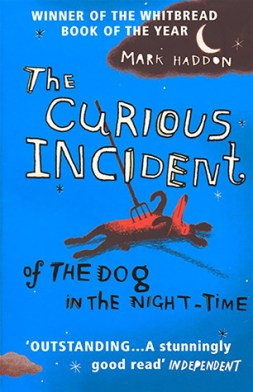 Mark Haddon, The curious Incident of the Dog in the Night-Time