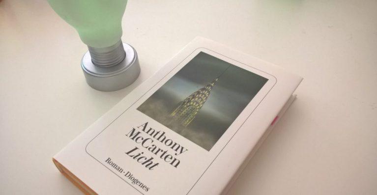 Anthony McCarten: Licht