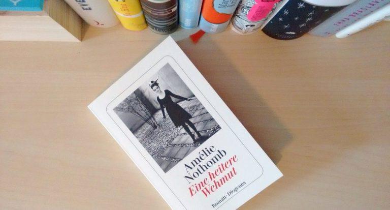 Amélie Nothomb: Eine heitere Wehmut