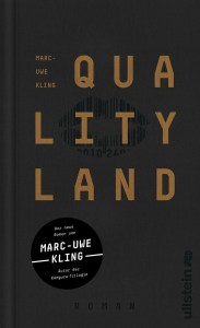 Marc-Uwe Kling, QualityLand Cover