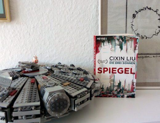 Cixin Liu, Spiegel