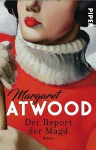 Margaret Atwood, Der Report der Magd Cover