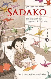Sadako, Ein Wunsch aus tausend Kranichen Cover