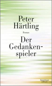 Peter Härtling, Der Gedankenspieler Cover
