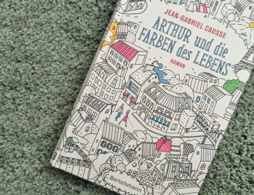 Jean-Gabriel Causse, Arthur und die Farben des Lebens