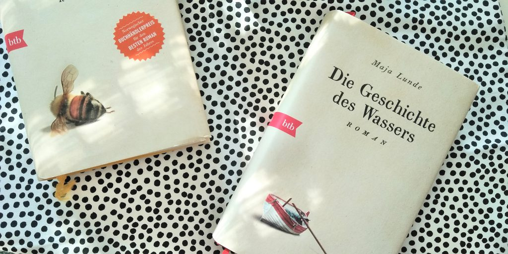 Die Geschichte des Wassers, Maja Lunde