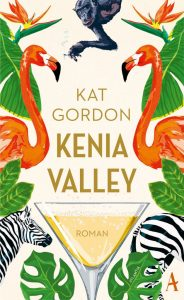 Kat Gordon, Kenia Valley Cover