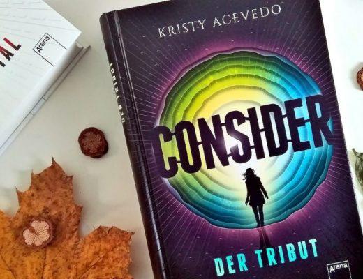 Kristy Acevedo, Consider. Der Tribut