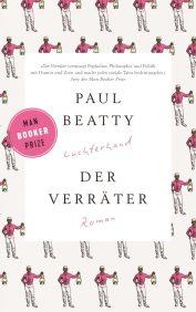 Der Verraeter von Paul Beatty, Cover
