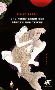 Didier Decoin, Das Ministerium der Gärten und Teiche Cover