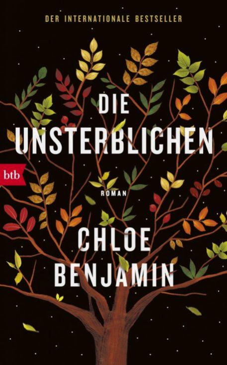 Die Unsterblichen von Chloe Benjamin Cover