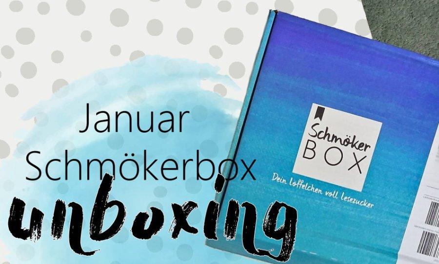 Unboxing: Schmökerbox Januar (Spoiler!)