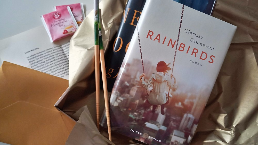Clarissa Goenawan, Rainbirds Thiele Verlag