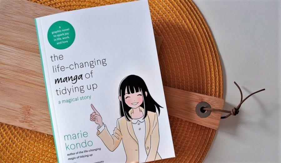 Die KonMari-Methode als Manga