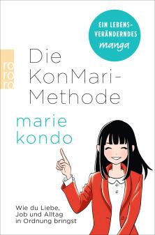 Marie Kondo, Yuko Uramoto, Die KonMari-Methode Manga