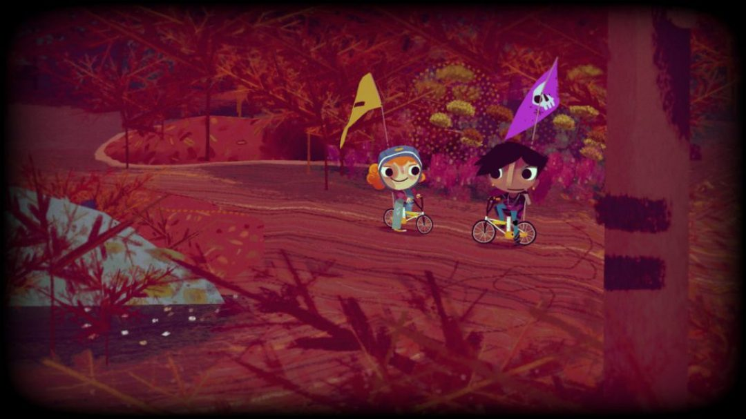 Double Fine Presents: Knights and Bikes