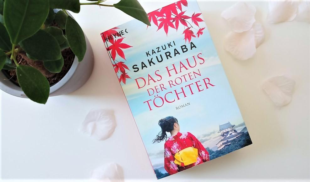 Das Haus der roten Toechter von Kazuki Sakuraba