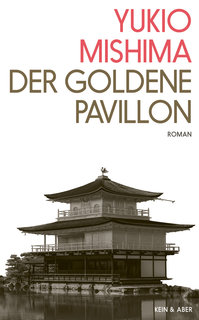 Yukio Mishima, Der goldene Pavillon Cover