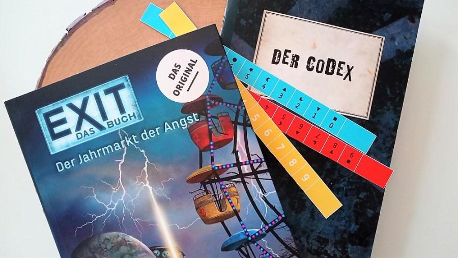 EXIT – Das Buch: Der Jahrmarkt der Angst