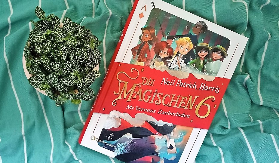 Neil Patrick Harris, Die Magischen 6. Mr Vernons Zauberladen