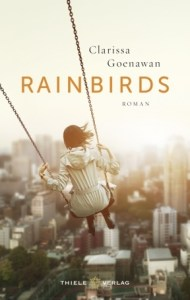 Clarissa Goenawan, Rainbirds Cover