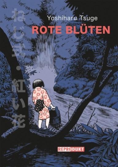 Yoshiharu Tsuge, Rote Blüten Cover