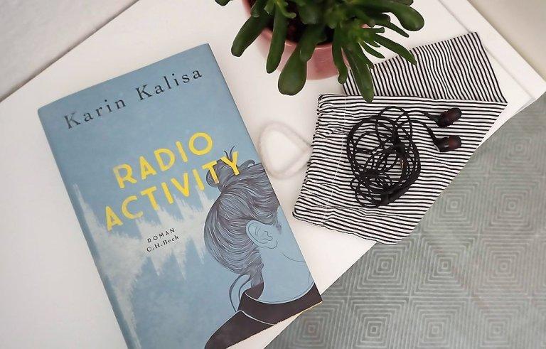 Karin Kalisa: Radio Activity