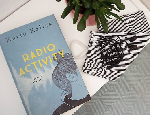 Karin Kalisa, Radio Activity